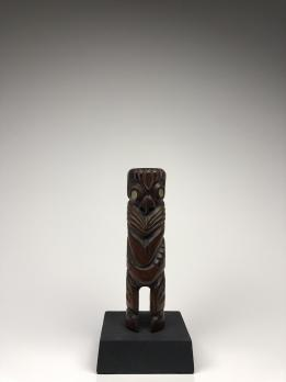 Статуэтка Теко Теко маори, Роторуа