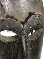 Шаманская маска народа Магар_6