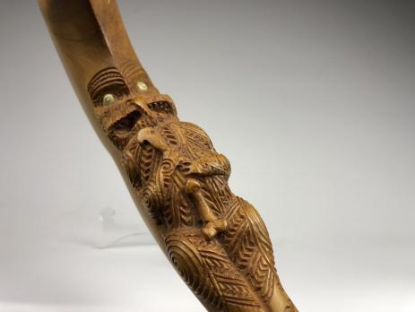 Боевая палица Пату маори