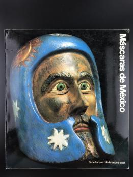 Каталог выставки «Mascaras de México»