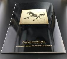 Каталог аукциона «Pierre Cornette de Saint-Cyr/commissaire – priseur/Arts primitifs - arts d'asie/Drouot Richelieu – Salle 2/Lundi 18 octobre 1999»_7