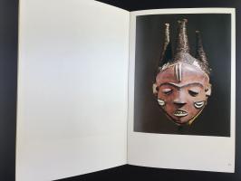 Книга «L'art de L'afrique Centrale/Sculptures et Masques Tribaux»_2