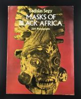 Книга «Masks Of Black Africa»_0