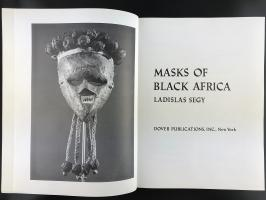 Книга «Masks Of Black Africa»_2