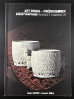 Каталог аукциона «Art tribal – Précolombien/Drouot Montaigne/ Vendredi 4 décembre 2009/Alain CASTOR - Laurent HARA»_0