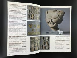 Каталог аукциона «Art tribal – Précolombien/Drouot Montaigne/ Vendredi 4 décembre 2009/Alain CASTOR - Laurent HARA»_2