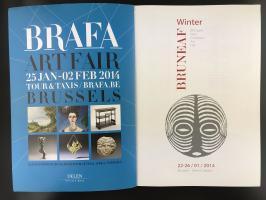 Каталог «BRUNEAF (BRUsels Non European Art Fair)/Winter/22-26/01/2014»_1
