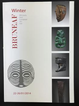Каталог «BRUNEAF (BRUsels Non European Art Fair)/Winter/22-26/01/2014»