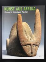 Каталог выставки «Kunst aus Afrika/Museum für Völkerkunde München»_0