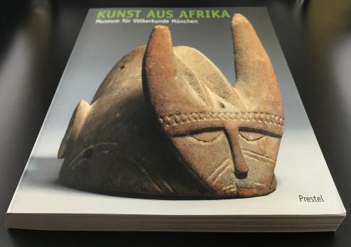 Каталог выставки «Kunst aus Afrika/Museum für Völkerkunde München»