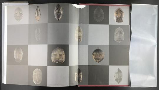 Каталог выставки «Two Journeys: A Companion to the Giinaquq Like a Face Exhibition»