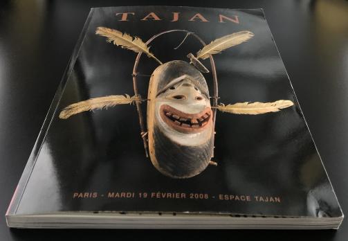 Каталог аукциона «Tajan/Paris/Mardi 19 Février 2008/Espace Tajan»