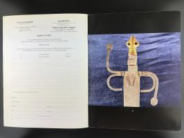Каталог аукциона «Claude Boisgirard/Art tribal – precolombien/26 Février 2001»_5