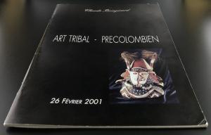 Каталог аукциона «Claude Boisgirard/Art tribal – precolombien/26 Février 2001»_7